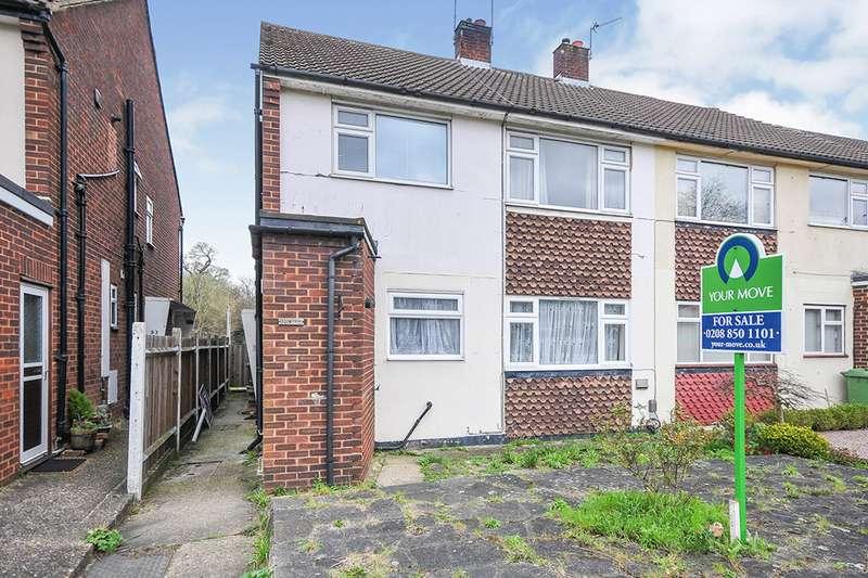 2 Bedrooms Maisonette Flat for sale in Footscray Road, London, SE9