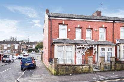 2 Bedrooms Terraced House for sale in Audley Range, Blackburn, Lancashire, ., BB1