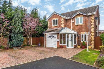 4 Bedrooms Detached House for sale in Ledsons Grove, Melling, Liverpool, Merseyside, L31