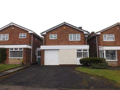 3 Bedrooms Detached House for sale in St. Giles Close, Rowley Regis, West Midlands