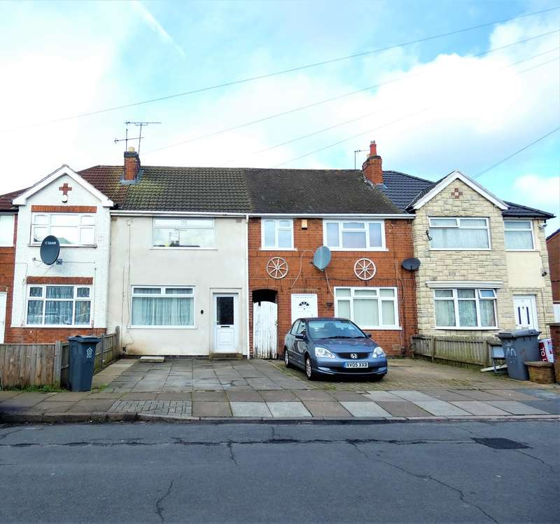 2 Bedrooms Town House for sale in Tiverton Avenue, Off Gipsy Lane, Belgrave
