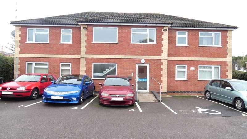 2 Bedrooms Flat for sale in Davenport Grange, Goodwood, Leicester