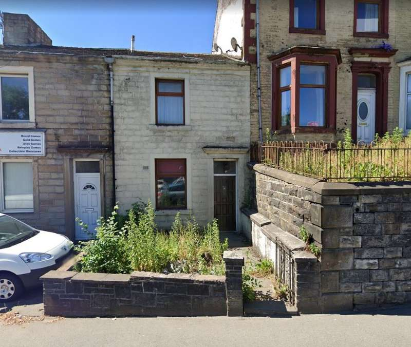 2 Bedrooms Terraced House for sale in 34 Westgate, Burnley, Lancashire