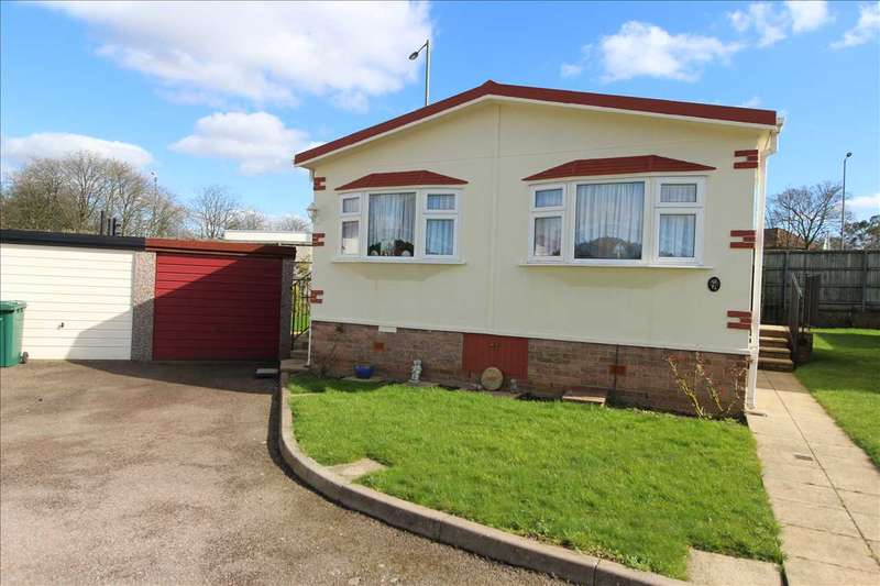 2 Bedrooms Park Home Mobile Home for sale in Elstree Park, Barnet Lane, Elstree