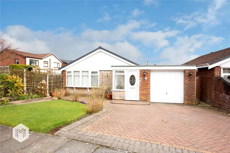 2 Bedrooms Detached Bungalow for sale in St Michaels Close, Bury, Greater Manchester, BL8