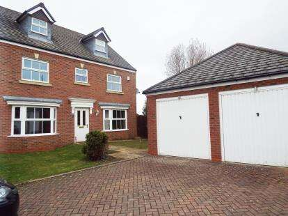 5 Bedrooms Detached House for sale in Woodlands View, Lytham St Annes, Lancashire, FY8