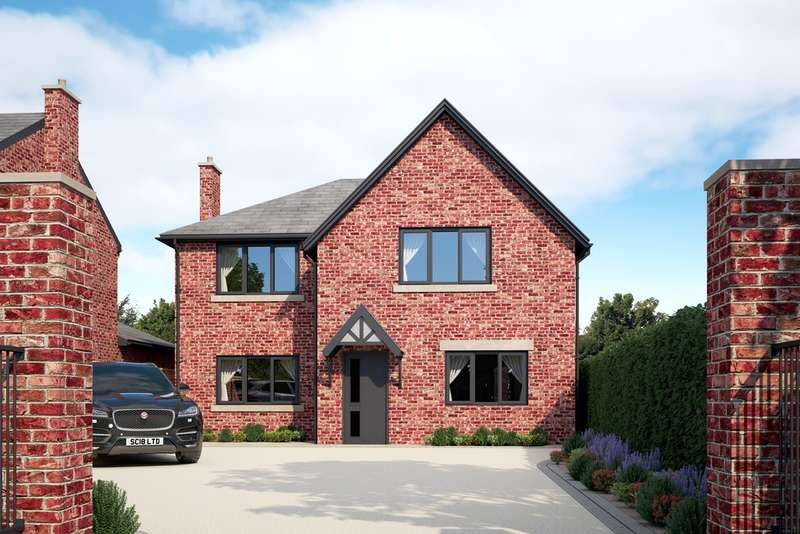 4 Bedrooms Detached House for sale in Lowcot, Hollin Lane, Styal, Wilmslow