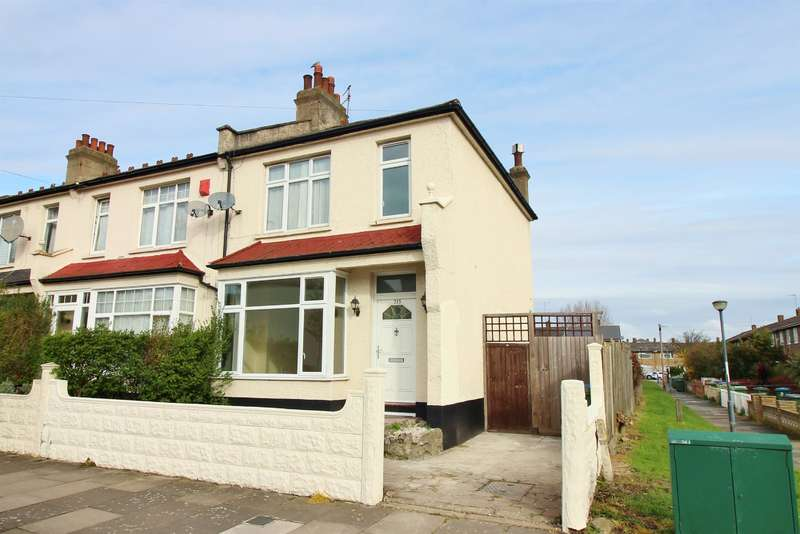 3 Bedrooms End Of Terrace House for sale in Blithdale Road, Abbey Wood, London, SE2 9QE