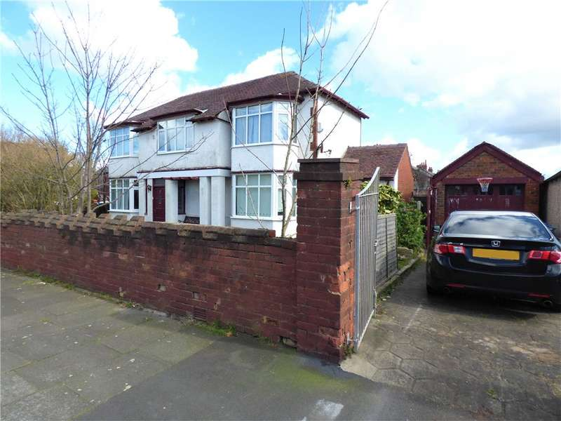 3 Bedrooms Detached House for sale in Links Road, Blackpool, Lancashire