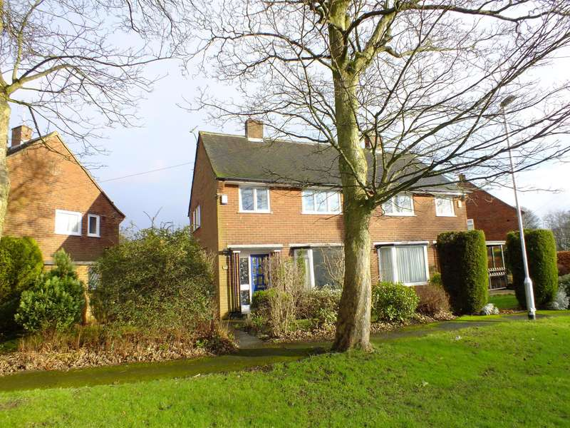 3 Bedrooms Semi Detached House for sale in West Park Close, Roundhay, Leeds, LS8 2ED