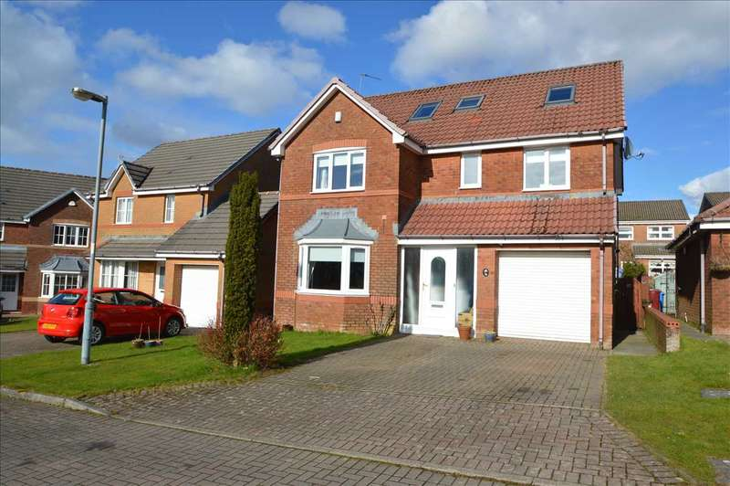 6 Bedrooms Detached House for sale in Strathmiglo Court, Hairmyres, East Kilbride
