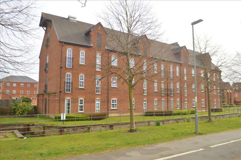 2 Bedrooms Apartment Flat for sale in Cordwainers Court, Buckshaw Village, Chorley