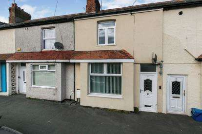 2 Bedrooms Terraced House for sale in St Margarets Road, Llandudno Junction, Conwy, North Wales, LL31