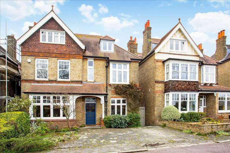 7 Bedrooms Detached House for sale in Orchard Drive, Blackheath