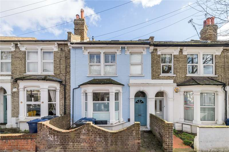 3 Bedrooms Flat for sale in Mansell Road, London, W3