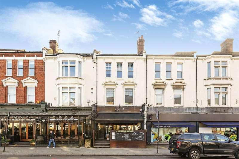 2 Bedrooms Flat for sale in Battersea Rise, London, SW11