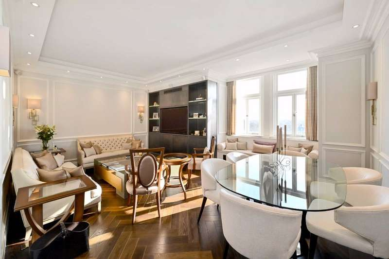3 Bedrooms Flat for sale in North Gate, London, NW8