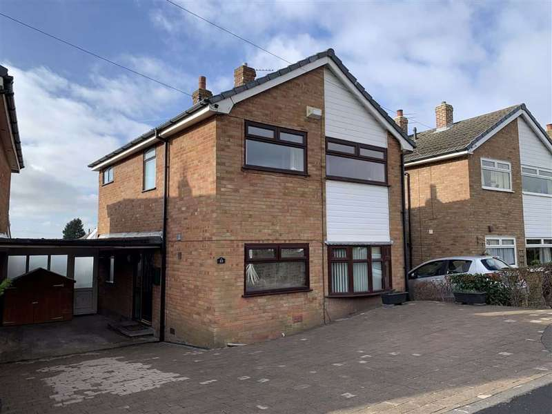 3 Bedrooms Detached House for sale in Beacon Road, Romiley, Stockport