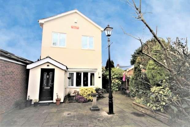 3 Bedrooms Semi Detached House for sale in Victoria Road, Preston, PR2