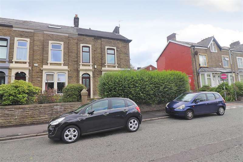6 Bedrooms Terraced House for sale in Richmond Terrace, Darwen, BB3 0HE