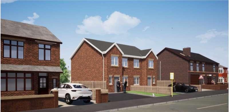 3 Bedrooms Semi Detached House for sale in Billinge Road, Garswood