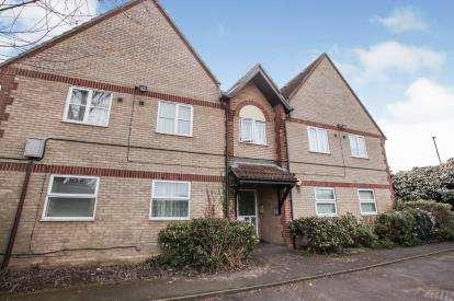 1 Bedroom Flat for sale in Hyde Court, Parkside, Waltham Cross, Hertfordshire