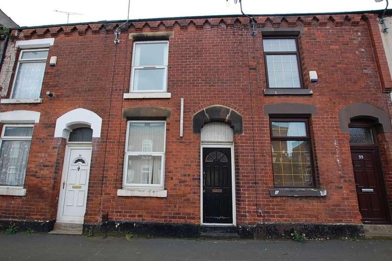2 Bedrooms Terraced House for sale in Birch Street, Ashton-Under-Lyne, OL7