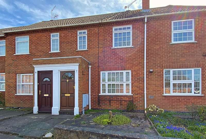 2 Bedrooms Town House for sale in The Square, Glenfield, Leicester