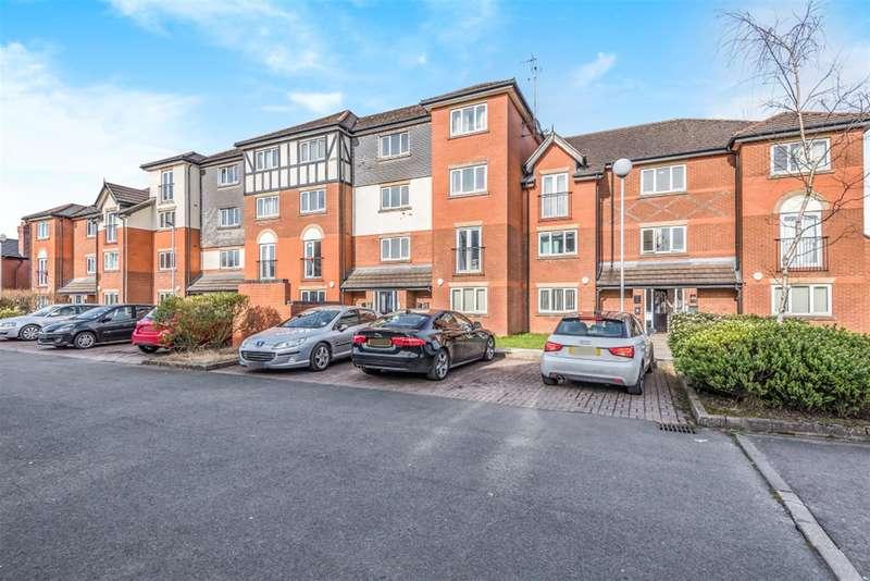 2 Bedrooms Apartment Flat for sale in Collegiate Way, Swinton, Manchester, M27 4LA