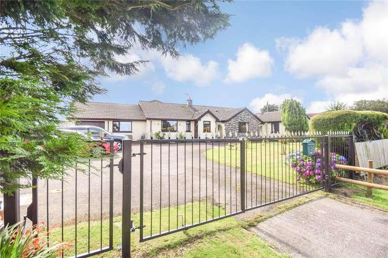 4 Bedrooms Detached Bungalow for sale in Belah Meadows, Otterham, Camelford, PL32
