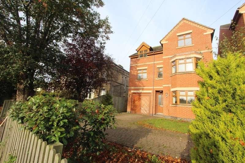 5 Bedrooms Detached House for sale in Main Street, Kirby Muxloe, LE9