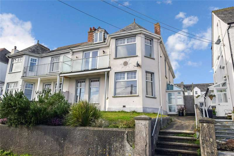 4 Bedrooms Semi Detached House for sale in Dennis Road, Padstow, Cornwall, PL28