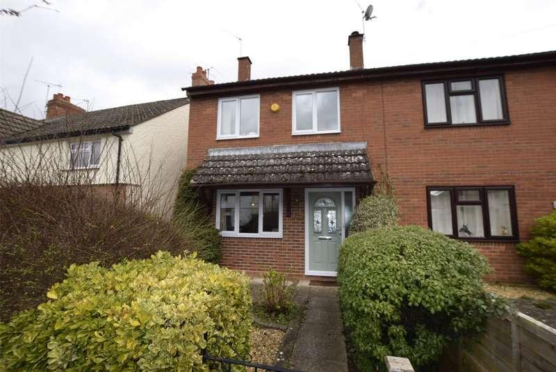 2 Bedrooms Semi Detached House for sale in Croft Gardens, Charlton Kings, Cheltenham, Gloucestershire, GL53