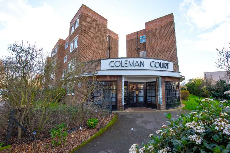 1 Bedroom Flat for sale in Coleman Court, Kimber Road, LONDON, SW18