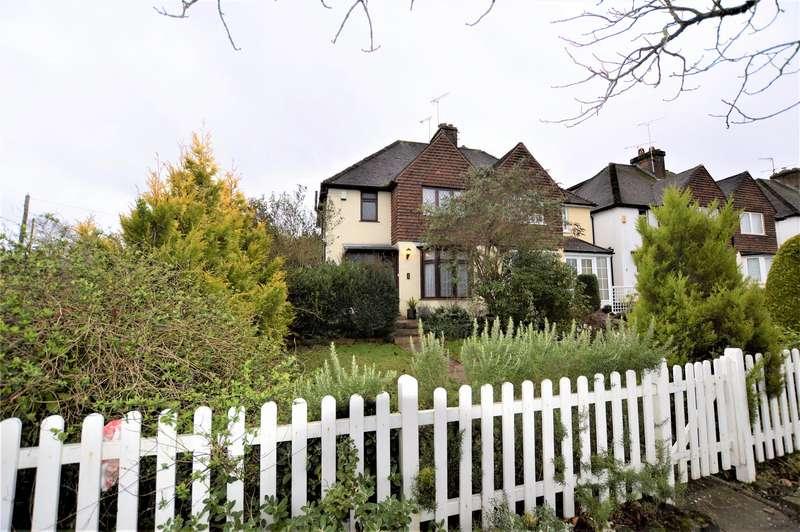 3 Bedrooms Semi Detached House for sale in Bradbourne Vale Road, SEVENOAKS, Kent, TN13