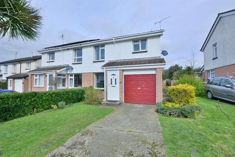 4 Bedrooms Semi Detached House for sale in The Mount, Ringwood