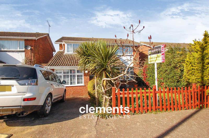 4 Bedrooms Detached House for sale in Grove Hill, Hemel Hempstead