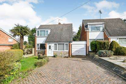 3 Bedrooms Link Detached House for sale in Elmstead Close, Walsall, West Midlands