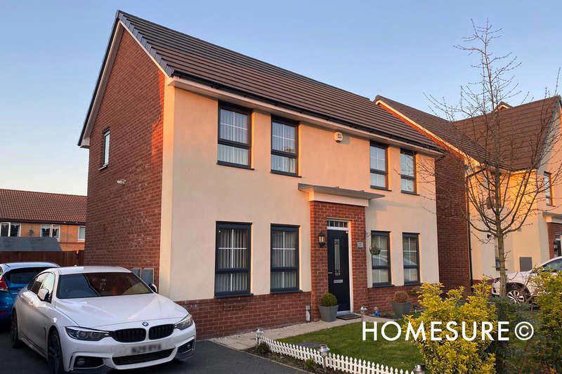 3 Bedrooms Detached House for sale in Ramsbury Drive, Speke, Liverpool, L24