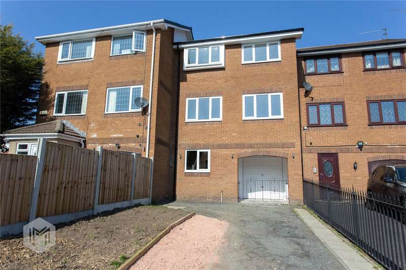 4 Bedrooms Town House for sale in Warwick Close, Bury, Greater Manchester, BL8