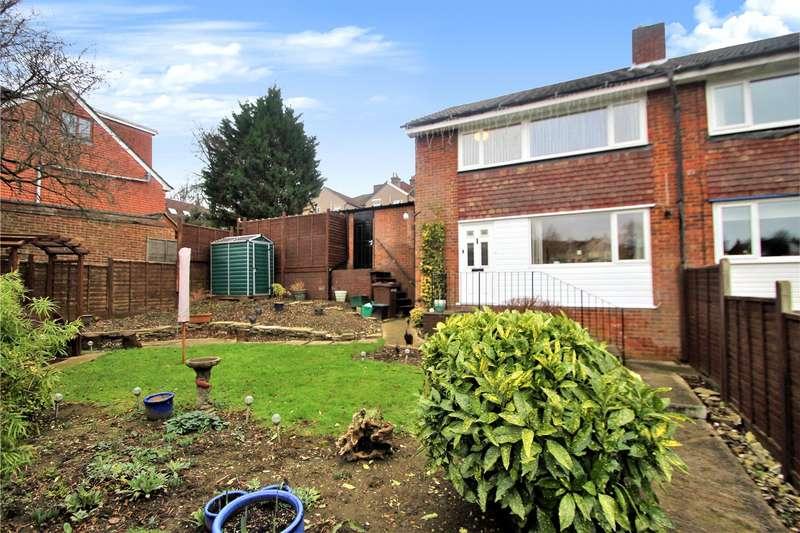 3 Bedrooms Semi Detached House for sale in Stock Hill, Biggin Hill