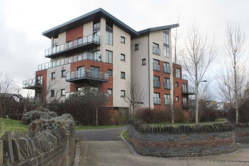 1 Bedroom Ground Flat for sale in Blaina Court, Alicia Close