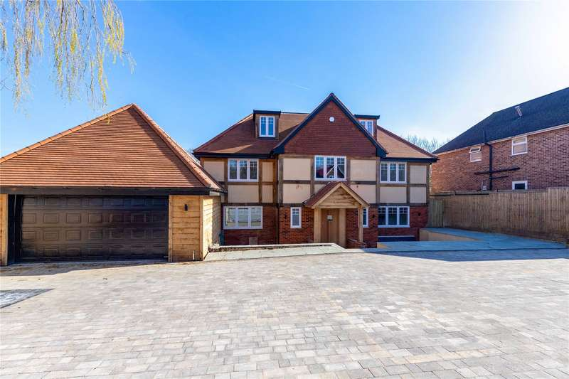 5 Bedrooms Detached House for sale in Fairway Avenue, Tilehurst, Reading, Berkshire, RG30