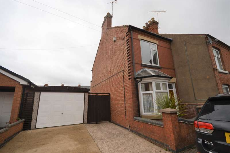 3 Bedrooms End Of Terrace House for sale in Rawson Street, Enderby, LE19 4NY