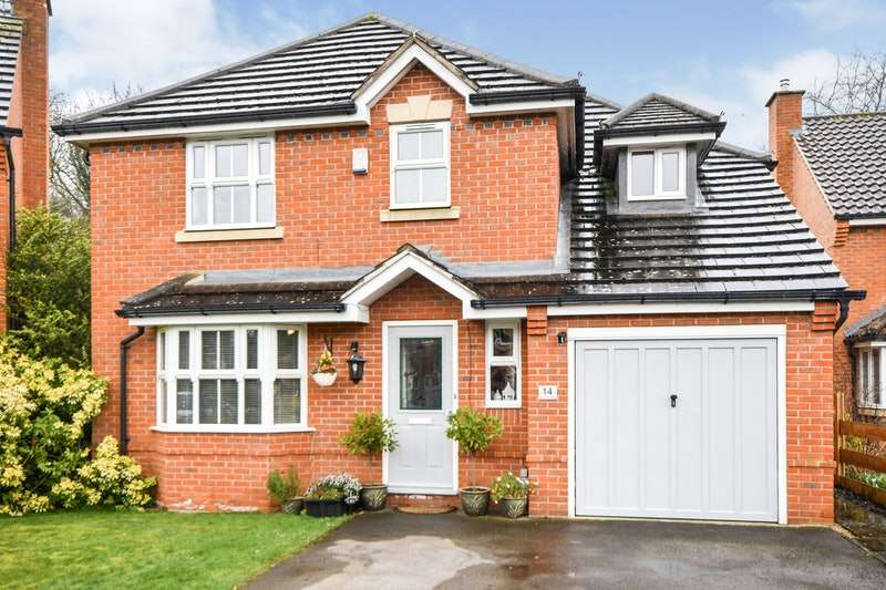 4 Bedrooms Detached House for sale in Broad Dale Close, Sudbrooke, Lincoln, Lincolnshire, LN2