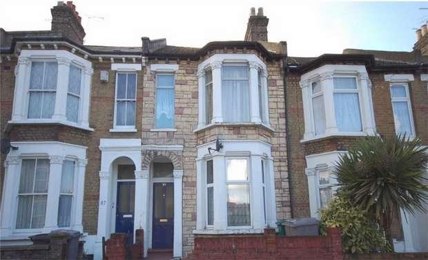 3 Bedrooms Flat for sale in Manor Park Road, Harlesden, London