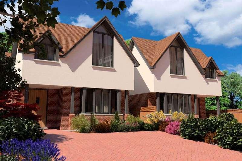 4 Bedrooms Detached House for sale in Bournebridge Lane, Stapleford Abbotts, Essex