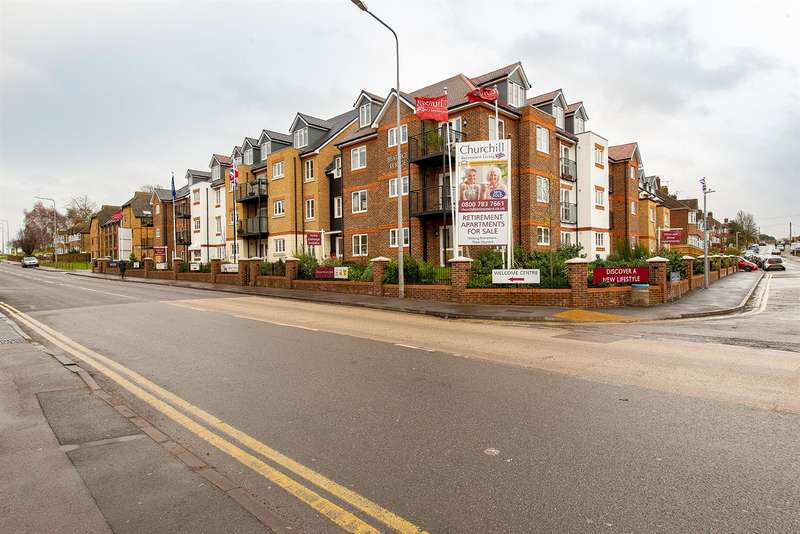 2 Bedrooms Apartment Flat for sale in Canterbury Road, Sittingbourne