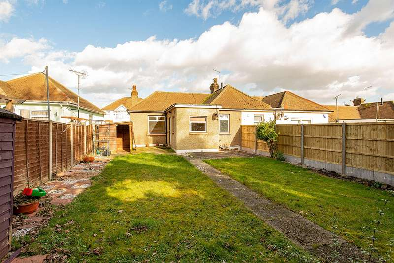 2 Bedrooms Semi Detached Bungalow for sale in Springfield Road, Sittingbourne