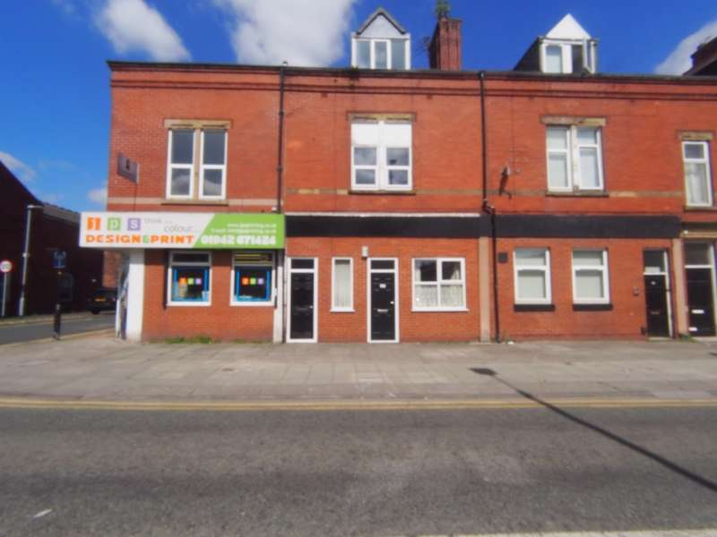 4 Bedrooms Block Of Apartments Flat for sale in 90 Railway Road, Leigh, Greater Manchester